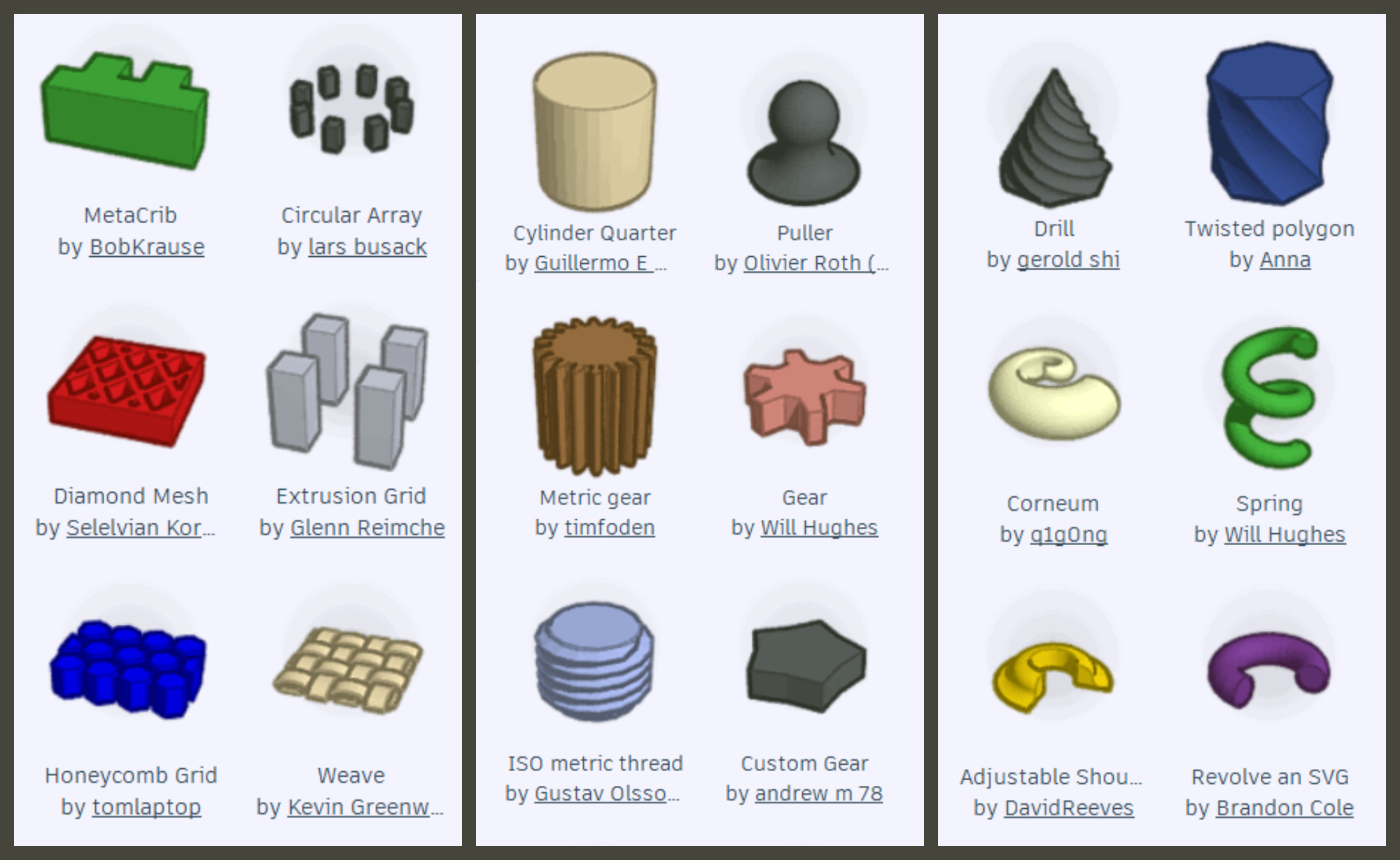 tinkercad free dxf files free cad software