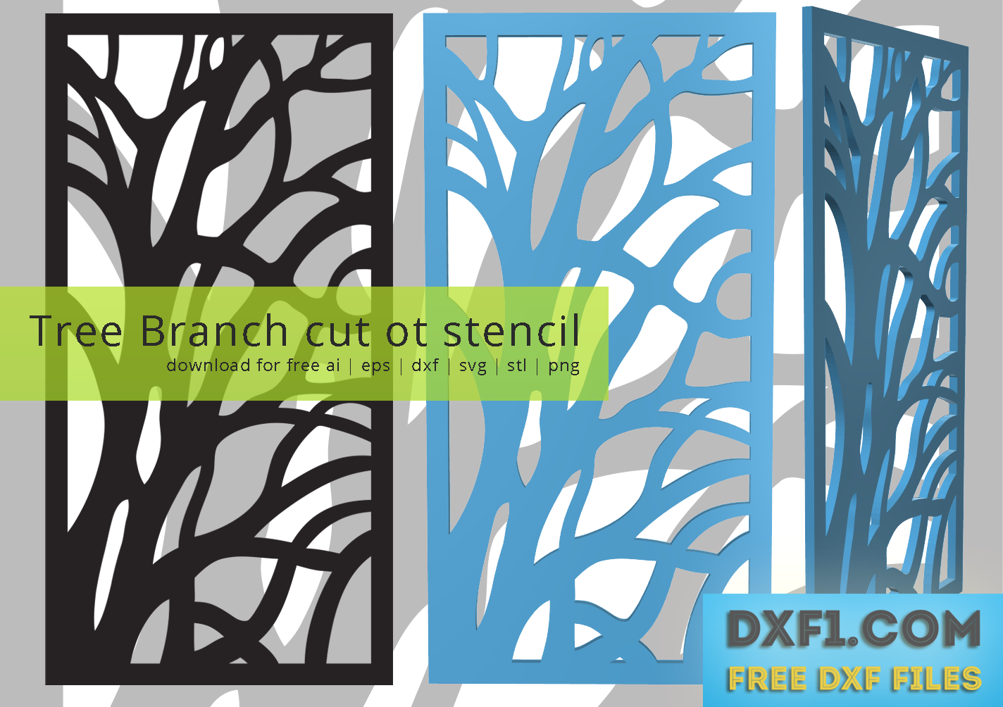 cut panels free dxf files free cad software dxf1com