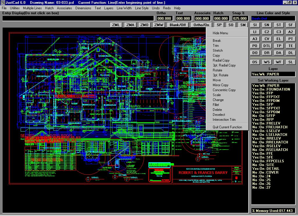 Free cad software free dxf files free cad software for Online autocad drawing